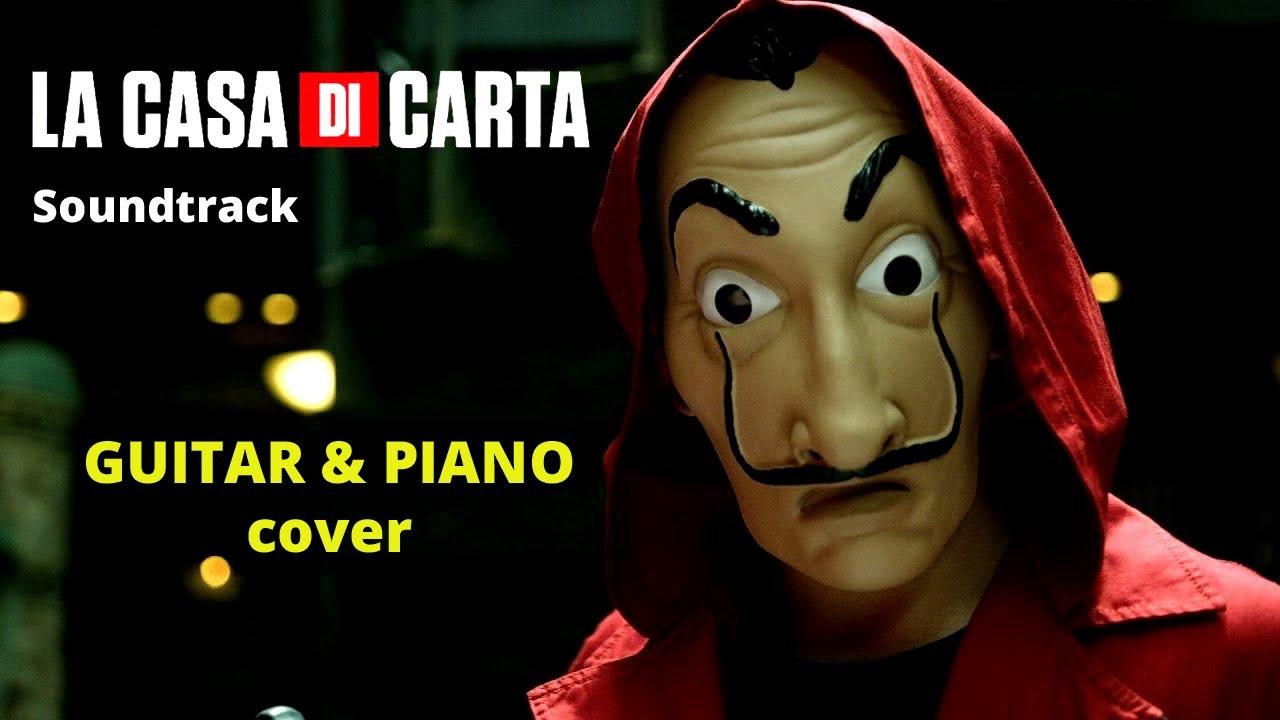 "La Casa Di Carta - ""My Life Is Going On"" - Guitar & Piano ..."