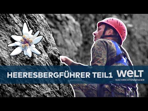 Eliteeinheiten: Heeresbergführer Der Bundeswehr - Erbarmungsloses Rennen Teil 1/4 | Doku
