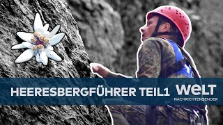 Eliteeinheiten Heeresbergfhrer der Bundeswehr - Erbarmungsloses Rennen Teil 14  Doku