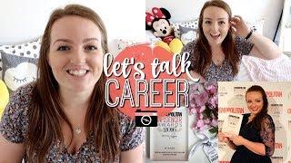 LET'S TALK...MY CAREER! | YOUTUBE, SOCIAL MEDIA & MARKETING 👩💻 | Brogan Tate