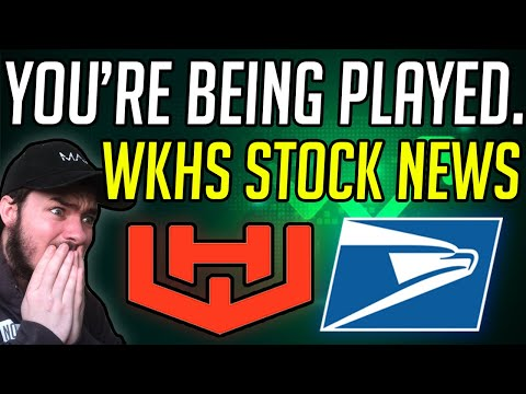 WORKHORSE DIDN'T GET THE USPS CONTRACT.. TODAY. WKHS STOCK NEWS.