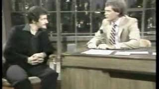 Beatles drummer Pete Best on David Letterman (Part 2)