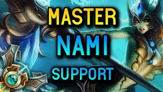 Master Support Nami Season 8 League Of Legends