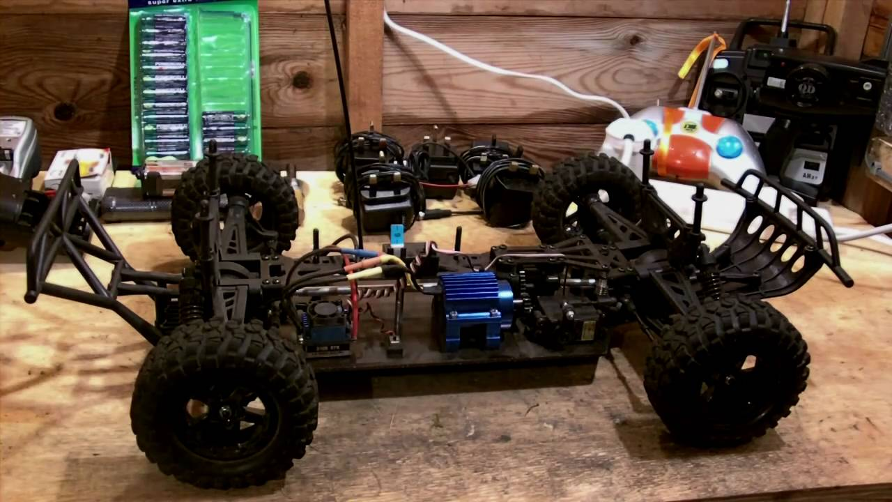 Electric Or Brushless Rc Car After Run Maintenance Youtube Radio Controlled Motor Switch R C Jt12s Videos