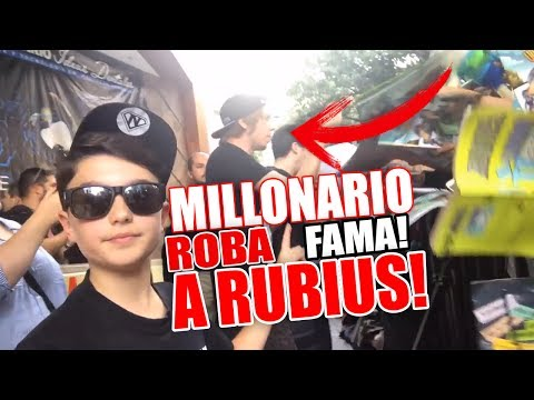 CRITICA A NORDELTUS! 😏 | EL NIÑO MILLONARIO QUE SE CUELGA DE LA FAMA DEL RUBIUS!