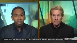 Espn First Take Seahawks Oc Trying To Feature Ji