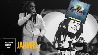 Jahmiel - Gain The World @ One Love Music Fest 2016