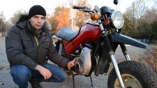 Обзор мотоцикла ТУЛА 1988г(Мотоцикл ТМЗ 5.951 (Тула) 1988г., 2017-01-15T11:48:57.000Z)