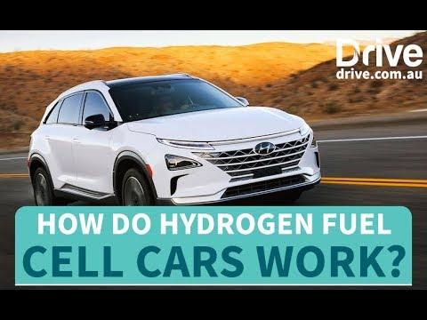 how do hydrogen fuel cell cars work youtube. Black Bedroom Furniture Sets. Home Design Ideas