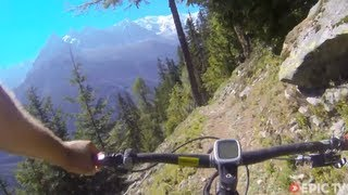 MTB Tour Around Mont Blanc | One World One Love with Tito Tomasi, Ep. 1