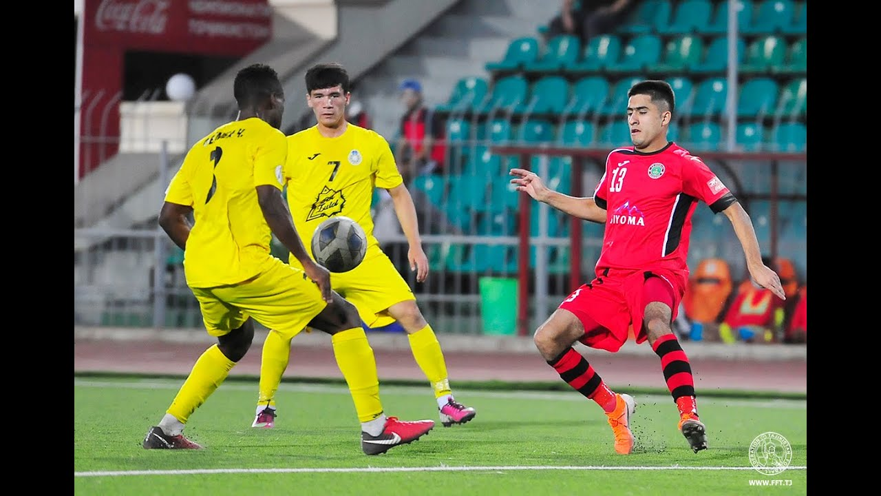 Обзор матчей шестого тура чемпионата Таджикистана