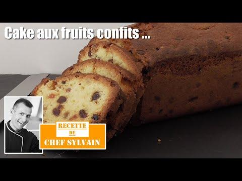 cake-aux-fruits-confits---recette-par-chef-sylvain