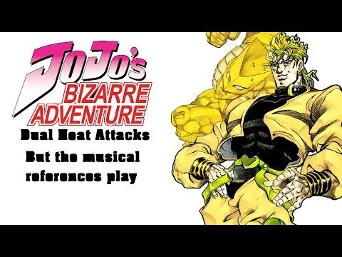 JoJo Eyes Of Heaven DHAs but the musical references play