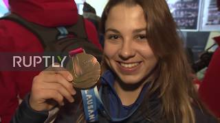 "Switzerland: Teen Skier Wins Israel""s First Ever Winter Olympics Medal"