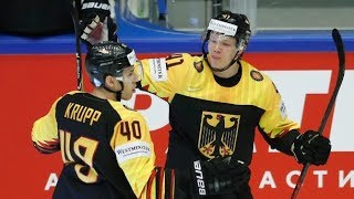 Eishockey WM 2018 - Deutschland vs. Finnland 3:2 / Highlights Sport1