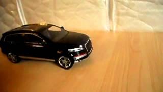 Ауди Q7 (AUDI Q7) машинка на радиоуправлении (детская игрушка)