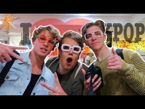 AUSTRALIAN BOYS TRY K-POP