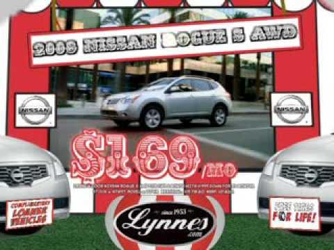 Lynnes Nissan Tent Event & Lynnes Nissan Tent Event - YouTube