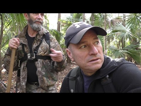 THE TRAIL TO BIGFOOT: 866 Easting Segment 1