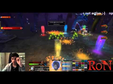 ToT HM 7 first boss as Arcane Mage