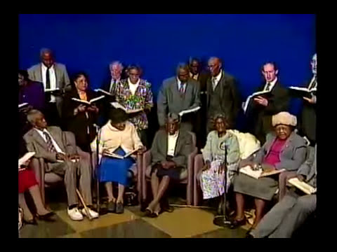 Wiregrass Sacred Harp Singers Television Program
