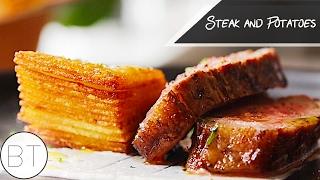 """Steak and Potatoes"""