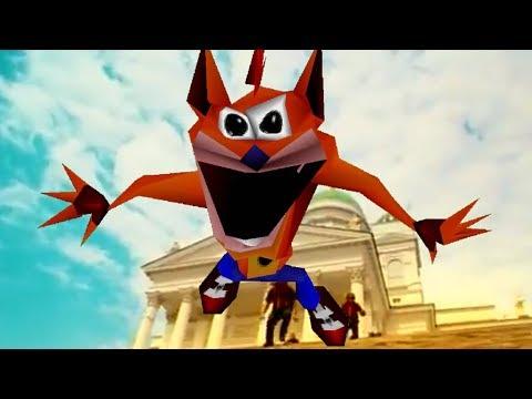 Crash Bandicoot - Woah Storm - YouTube