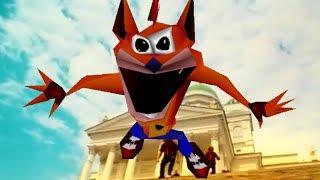 Crash Bandicoot - Woah Storm