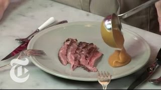 Dining: In the Kitchen With Nathan Myhrvold   The New York Times