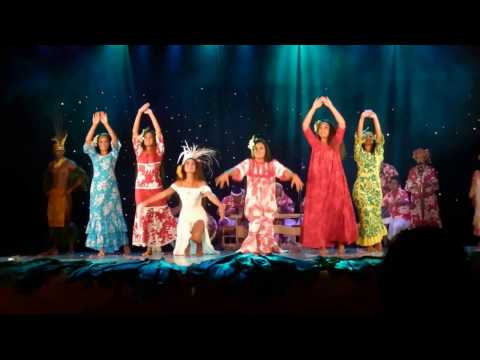 Tahiti Hura Cultural Show in Pape'ete