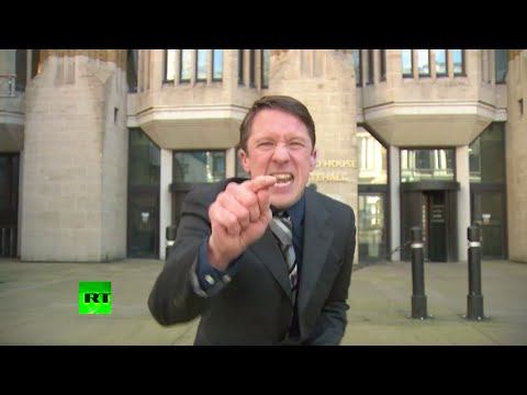 'What do YOU think about govt selling off NHS' Jonathan Pie