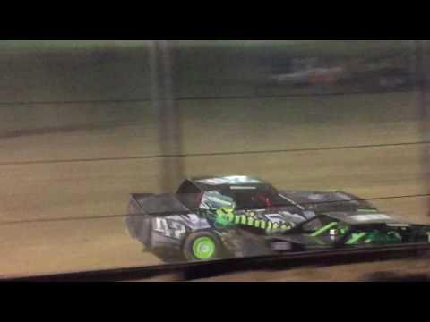 Jackson Motor Speedway NESMITH Street Stock Feature 09/03/16