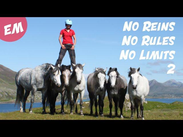 Emma Massingale - No Reins - No Rules - No Limits - Part Two