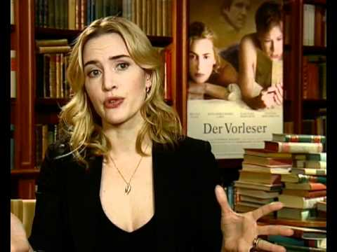 Kate Winslet on filming sex scenes in The Reader