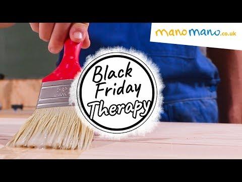 Black Friday Therapy by ManoMano.co.uk (No Talking) [ManoMano UK]