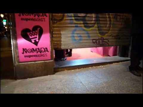 Nómada Super Market (trailer)