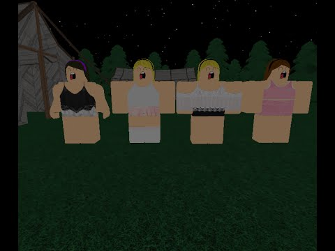Scream Queens Roblox Camp Teaser Youtube
