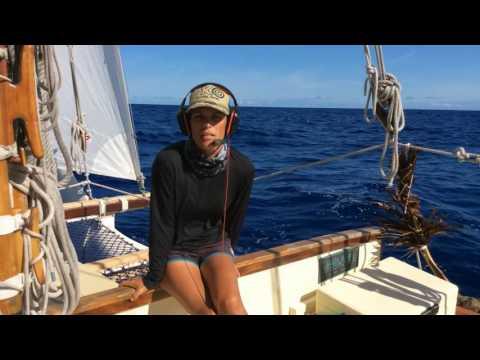 Hōkūleʻa Update | June 8, 2017: Kaʻiulani Murphy