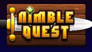 Nimble Quest - NimbleBit LLC Walkthrough