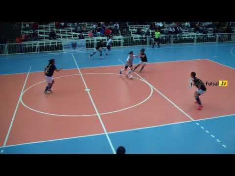 Femenino - Kimberley 1 - Sportivo Barracas 3 (Copa Argentina - Semifinal)