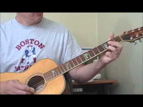 Lightning Hopkins Guitar Lesson   Mojo Hand Part 1