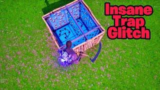 Insane trap glitch in Fortnite (New) Fortnite glitches season 8