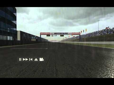 Toca Race Driver 3 - Formula Palmer Audi - Oschersleben Wet