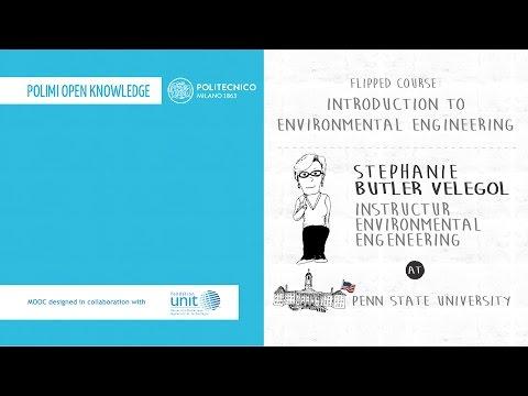 "Stephanie Butler Velegol - flipped course: ""Introduciotn to environmental engineering"""