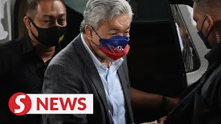 Defence lawyer: Ahmad Zahid did not commit criminal breach of trust