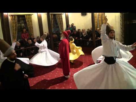Karabaş-i Veli Tekkesi Sema - 29 Kasım 2014
