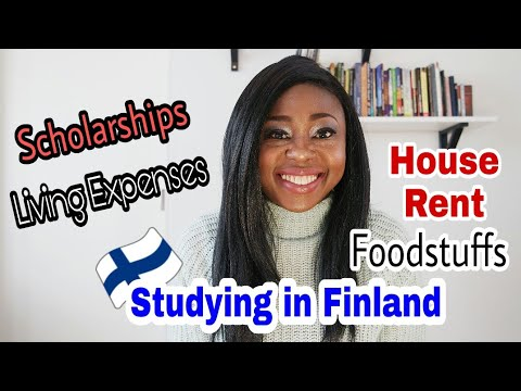 Cost Of Living in Finland, Rent, Foodstuff, And Scholarships For International Students