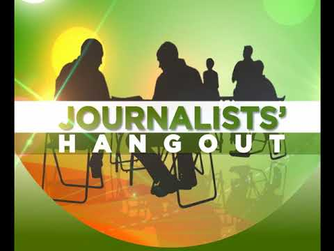 Journalists' Hangout January 1st 2018 | Recap of 2017