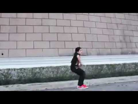 Sibling mashup dance battle part 2