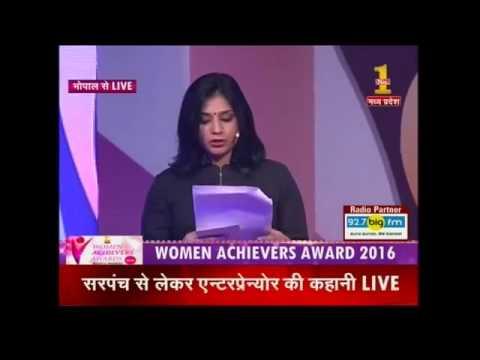 Zee women achiever 2016